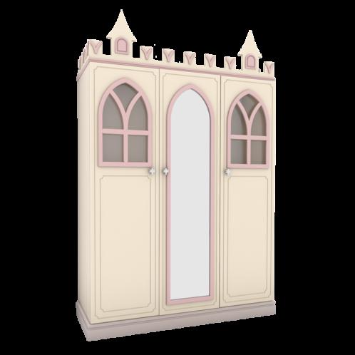 """Шкаф большой """"Dream's Castle"""" simple"""