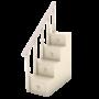 Лестница с ящиками «Dream's Castle» 2
