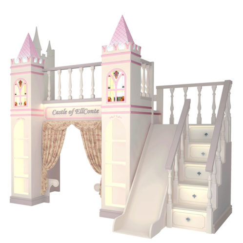 """Домик-кровать """"Dream's castle"""""""