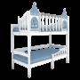 Кровать высокая 2 спальных места «Dream's Castle» 3