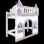 Кровать высокая  «Dream's Castle» 1