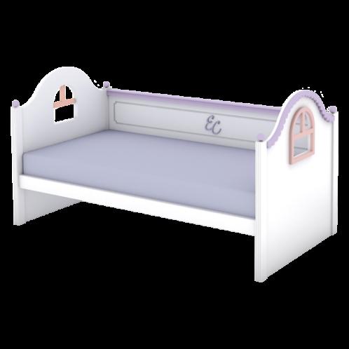 """Кровать низкая  """"Sweet house"""""""