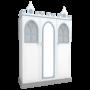 Шкаф большой «Dream's Castle» simple