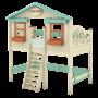 Кровать высокая  «Sweet house» simple